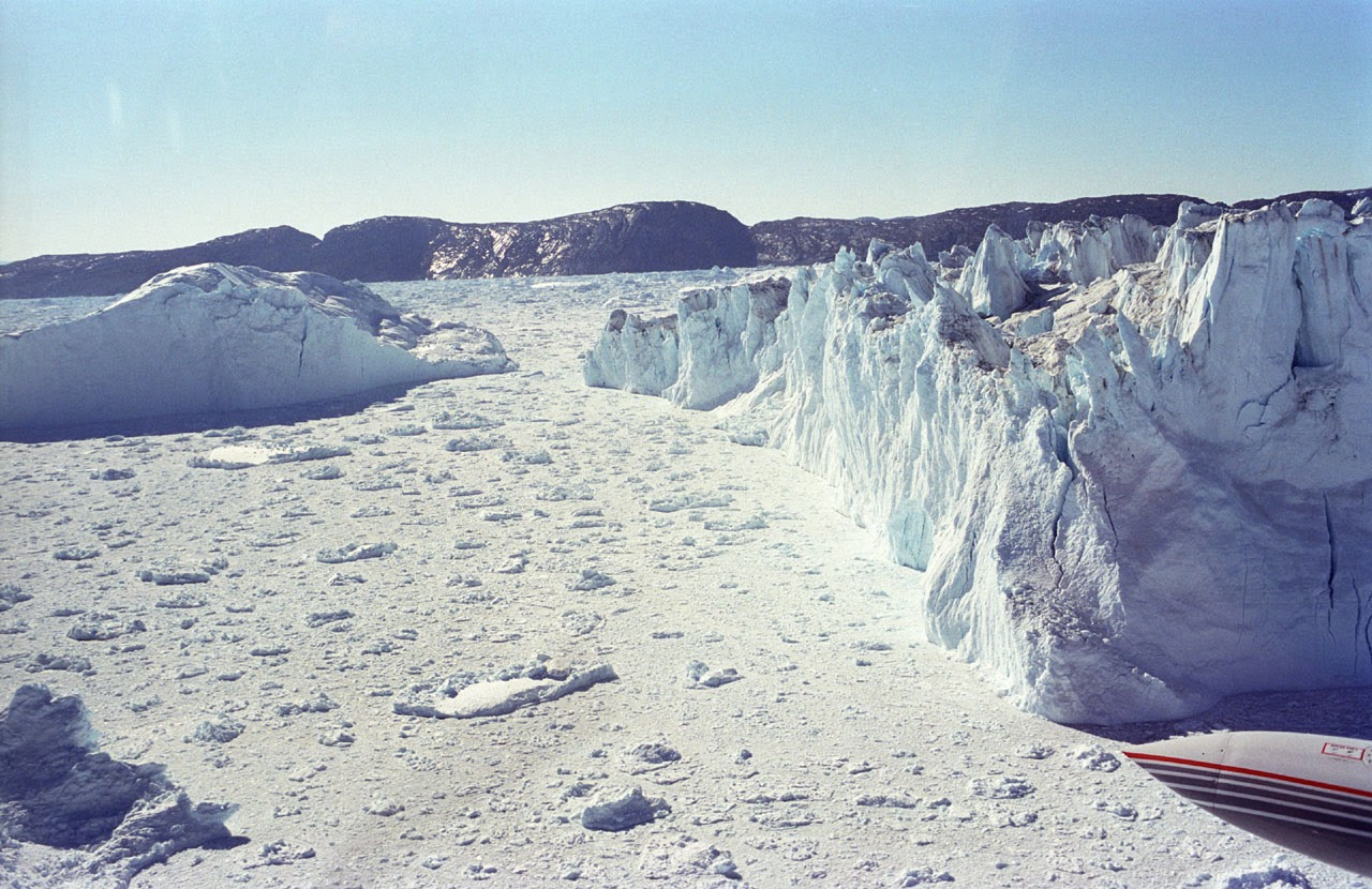 Lakes discovered beneath Greenland ice sheet