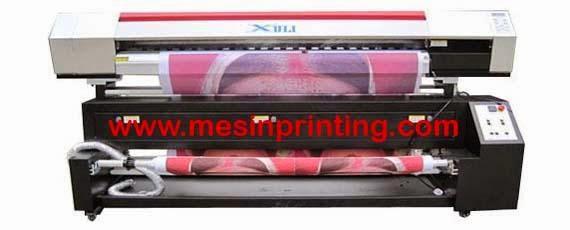 Mesin Digital Printing Xuli X6-2000T