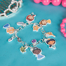 braccialetto principesse Disney