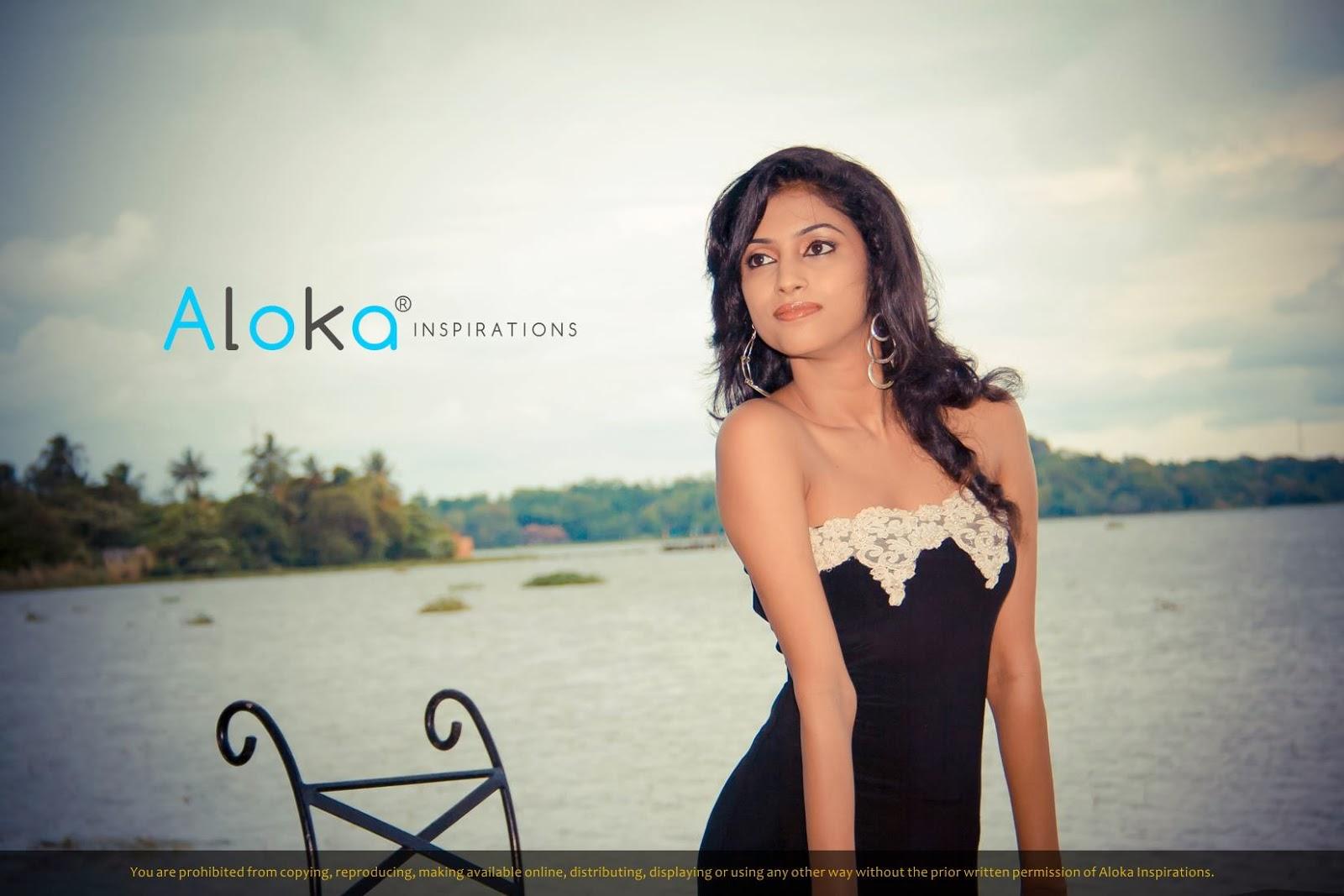 Dilini Madhushika slim model