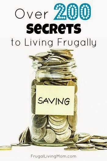 How to Live Frugally and Save Money