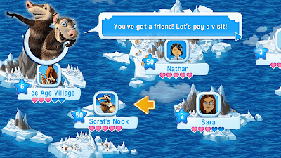 Ice Age Village Mod