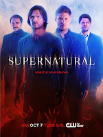 Serie Supernatural 8X20