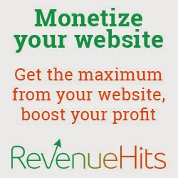 RevenueHits to Monetize content