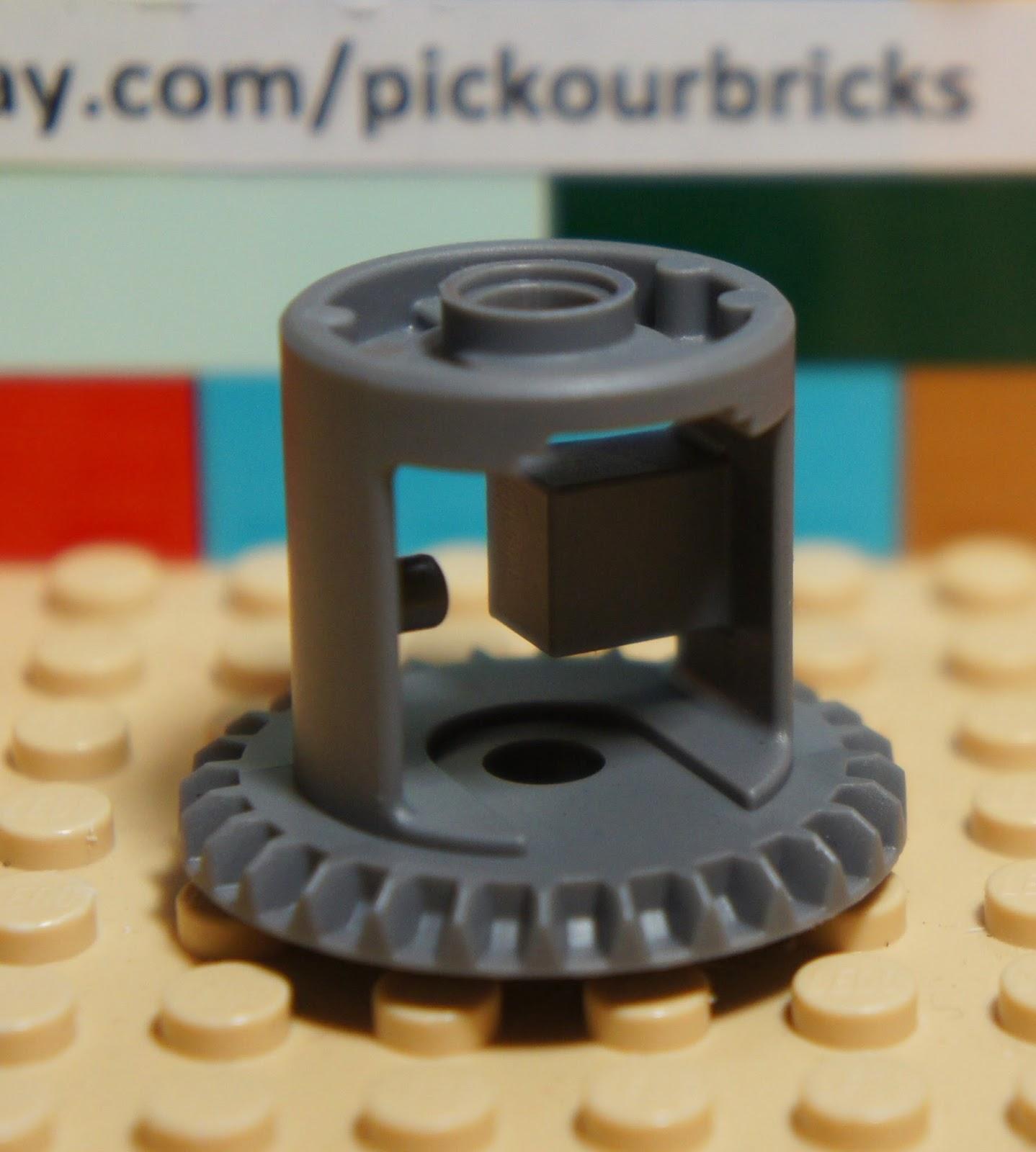 LEGO Bricks Lattice Tower 2x2x10 M//Cross White NEW