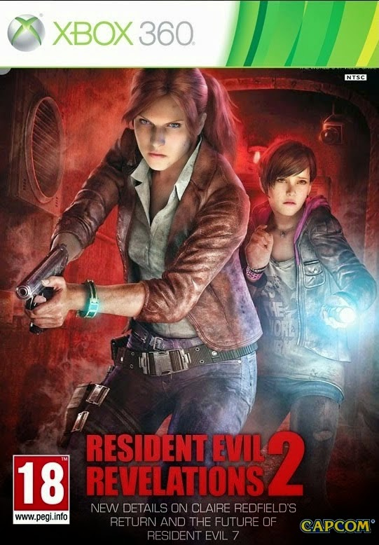 Resident Evil Revelations 2 Episode 3 Torrent XBOX 360 2015