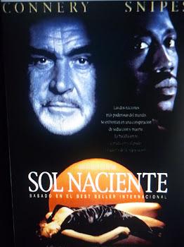 Ver Película Sol naciente Online Gratis (1993)