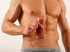 batidos para aumentar masa muscular rapido