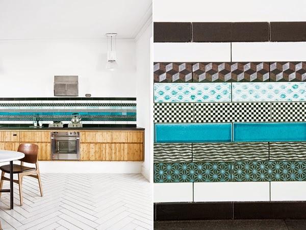Azulejos para una cocina nica - Limpiar baldosas cocina ...