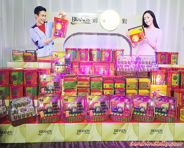 BRAND'S Chinese New Year Auspicious Gifts 2016, Brand's