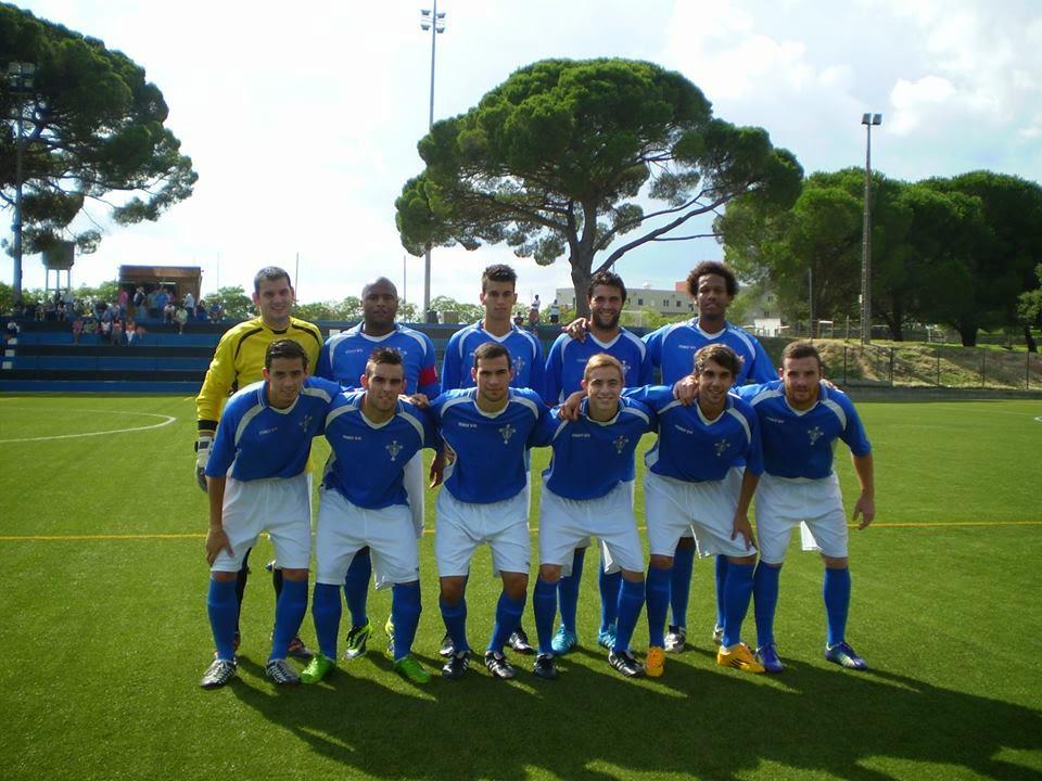Futebol 11 GFEC 2014/2015