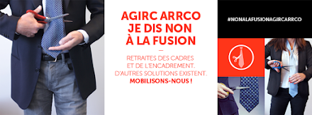 NON A LA FUSION AGIRC ARRCO