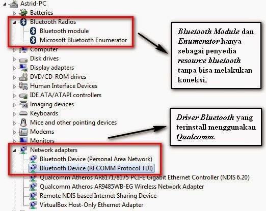 Cara Install Driver Bluetooth pada Laptop