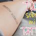 Minha primeira tatuagem (Como cuidar? Dói? O que significa?)
