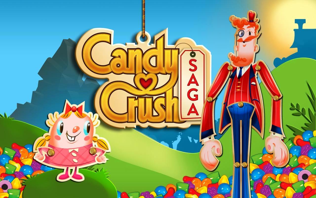 Ubegrænset liv i Candy Crush Saga