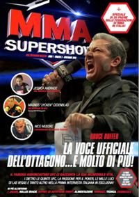 MMA Supershow Mag #2 ! clicca e scopri come averlo.
