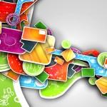 3D Abstract Wallpaper