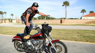 Cena da série Motociclistas Fora da Lei - Divulgação