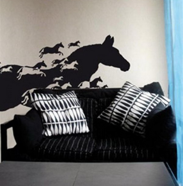 theme decor equestrian design ideas