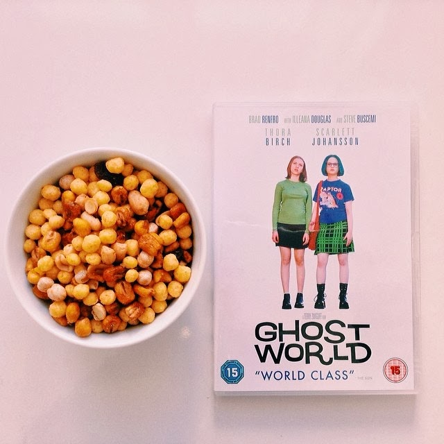 ghost world, film, peli