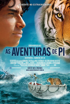 Download Baixar Filme As Aventuras de Pi   Dublado