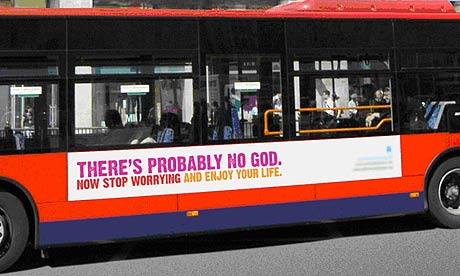 "Atheist bus ""crusade"" against America"
