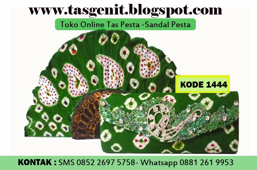 tas pesta cantik dompet pesta clutch bag
