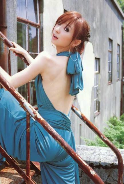 Foto hot Mariko Shinoda