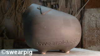 swearpig - the swear box piggy bank