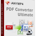 AnyMP4 PDF Converter Ultimate Crack Serial Free Download