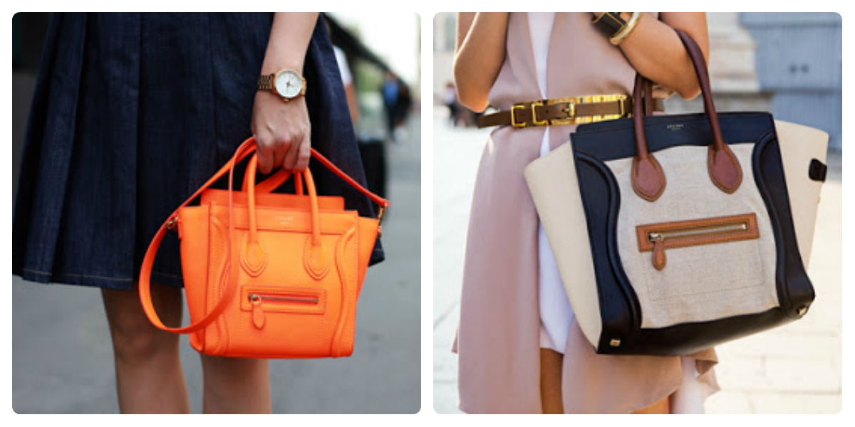 My Small Obsessions: CELINE Bags for Spring/Summer 2013