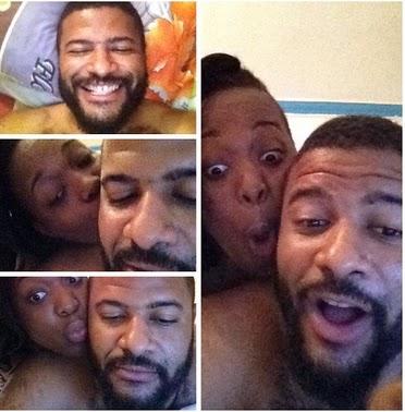 Soundcity VJ, Moet Abebe Unveils Her Boyfriend/Baby Daddy