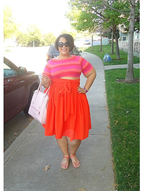 Nikki Minaj, Plus Size Blog, Forever21, JIBRI