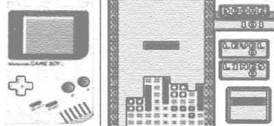 Gameboy- Tetris