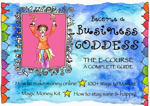 Business Goddess E-Course