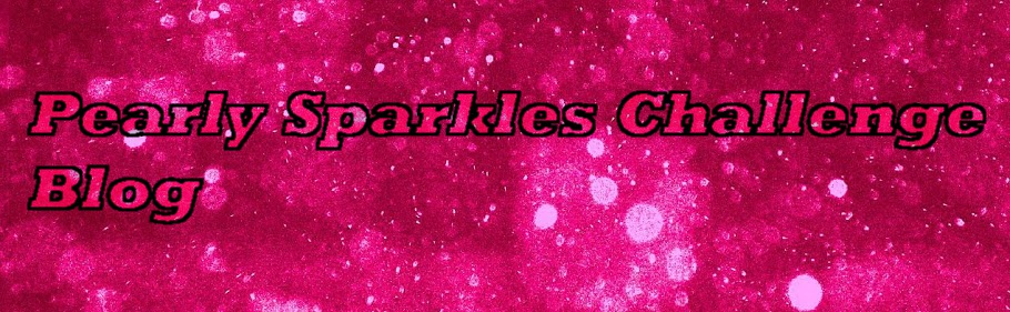 Pearly Sparkles Challenge Blog