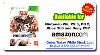 Madden 12 Release Date