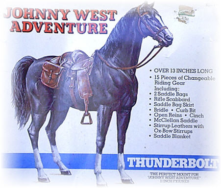 FAMOUS HORSES FROM THE WESTERN FILMS & SERIES   S T R A V A G A N Z A