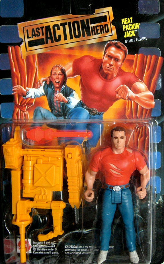 The Whole Business, Right There: Last Action Hero | The Heavy Duty