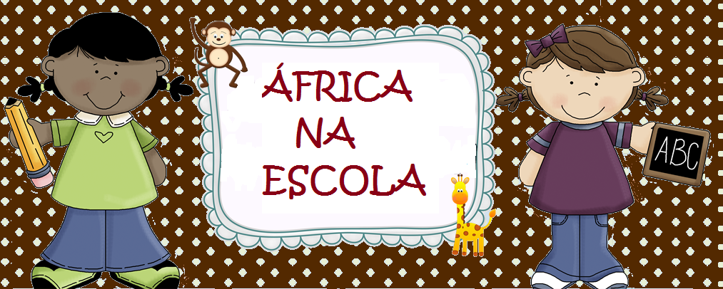 frica na escola - Igualdade racial