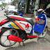 Kumpulan Modifikasi Honda Scoopy Ala Ple Sticker Phuket