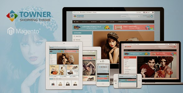 premium fashion store website theme