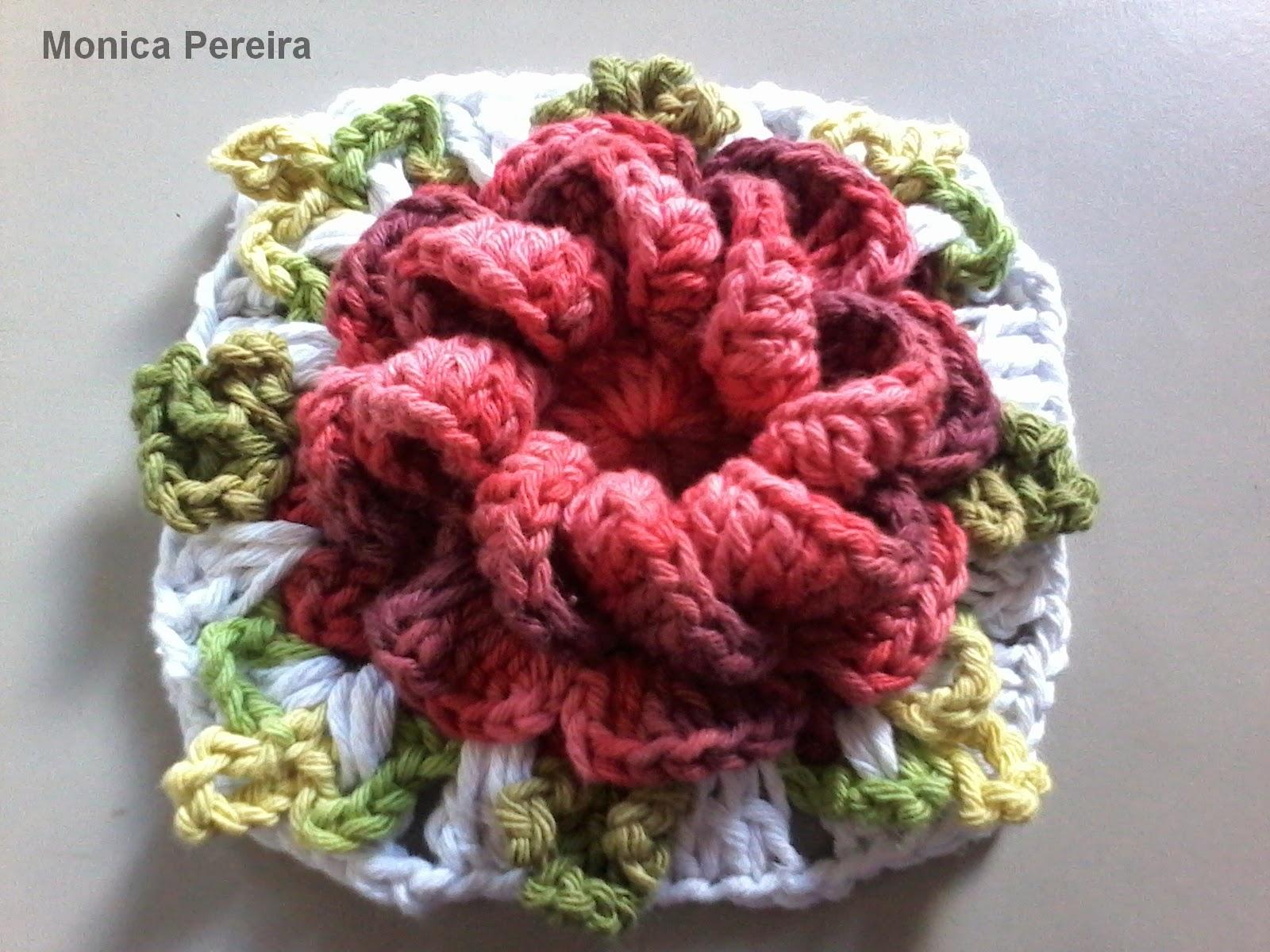 Artesanato Mony Crochê Com Amor: Jogo de Banheiro Vermelho e Branco #A02B3C 1600x1200 Banheiro Branco Vermelho