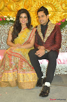 Celebraties at Actor Bharat n Jessy Wedding Reception Photos+%252823%2529 Actor Bharath n Jessy Wedding Photos