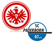 Live Stream Eintracht Frankfurt - SC Paderborn