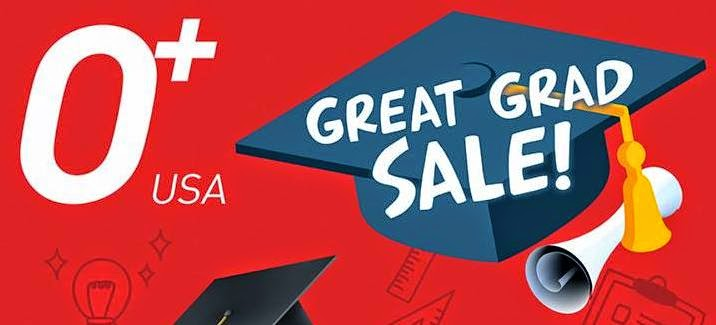 O+ Great Grad Sale, Get Up To Php2000 Off On Their Latest Gadgets