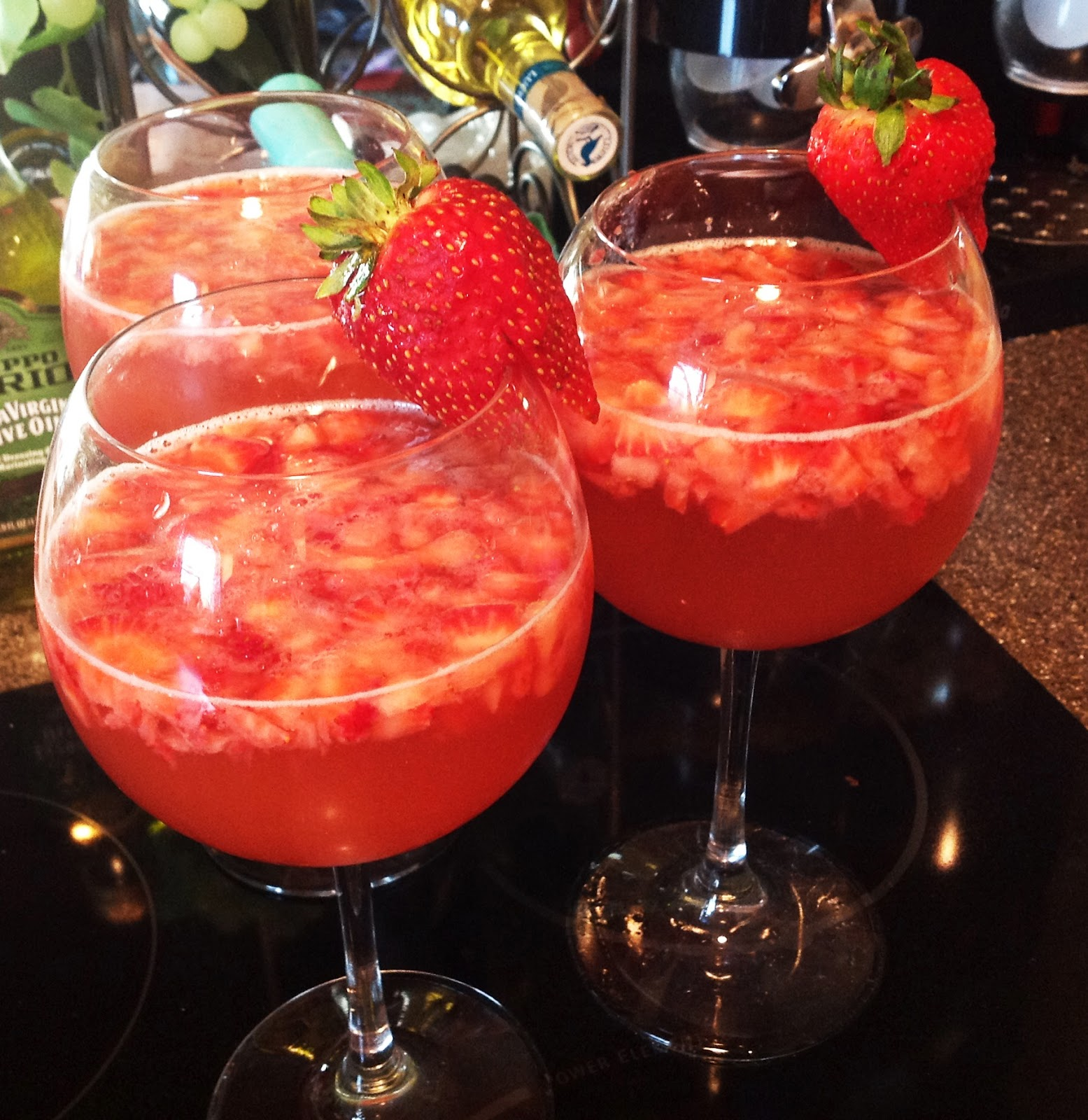 Patti's Creations: A little Sangria and a Card