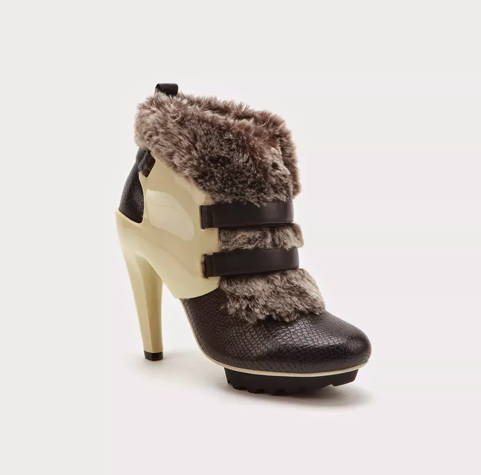 United Nude high heel snowboot