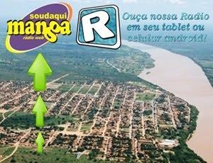 Clique na imagem e OUÇA a Rádio SOUDAQUIMANGA
