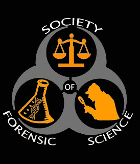 Society of Forensic Science at SHSU logo